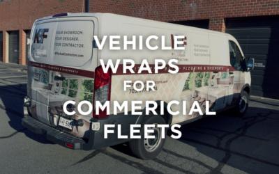 Commercial Van Wrap for Leesburg Contractor