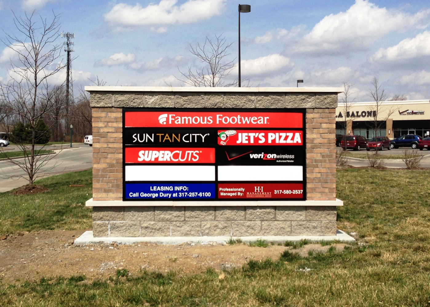 Monument Signs By Bebold Signs Sterling Fairfax